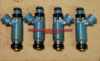 Fuel injector set 02-05 WRX