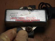 Daytime running light ballast resistor WRX 02-05