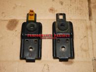Radiator mounting brackets upper 02-05 WRX