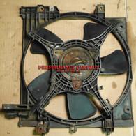 Radiator Fan driver Left WRX 02-03