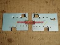 Radio mounting bracket set WRX 02-04