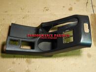 Center console cup holder ebrake trim WRX 02-04