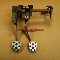 Clutch brake pedal assembly wrx 02-05
