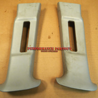 B pillar upper plastic trim WRX 02-07