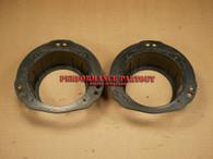 Speaker mount rear door WRX 02-04