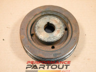 Crankshaft pulley for WRX 02-07