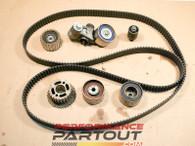 Timing belt set WRX 02-03