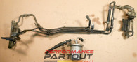 Fuel rail and line set WRX 02-03