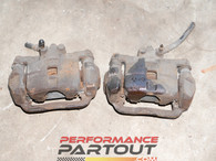 Brake caliper rear set WRX 02-03