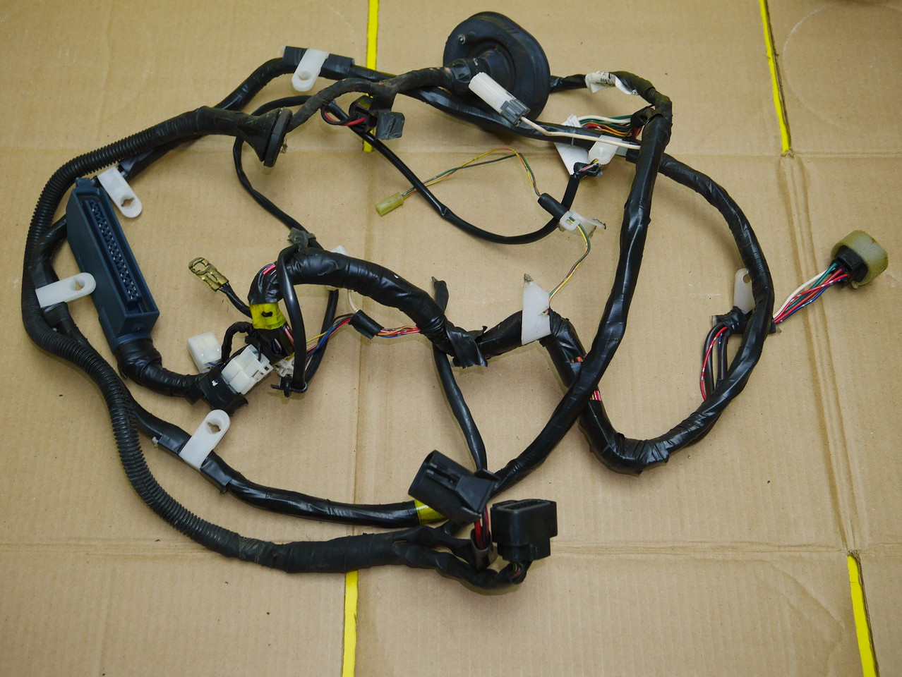 Abs Brake Wiring Harness 1g Dsm Mb686461 Performance Partout Wire Larger More Photos