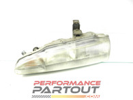 Headlight Left Driver for 1gB 92-94 DSM