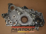 Front case oil pump 6bolt 4G63