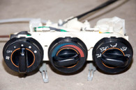 AC Heat Fan controls Galant VR4