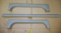 Sunroof trim cover plastics GVR4