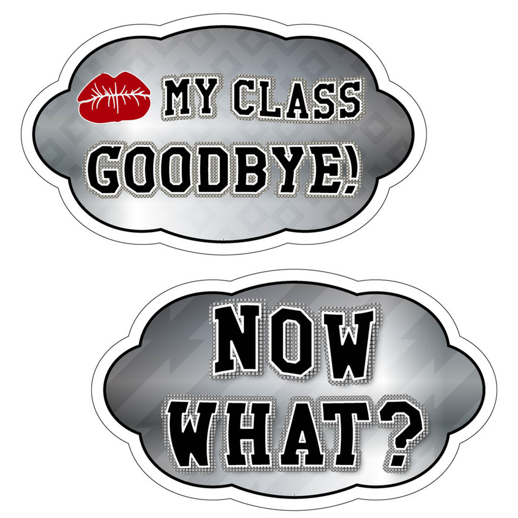 Graduation Signs | Photo Booth Props | Prop Signs