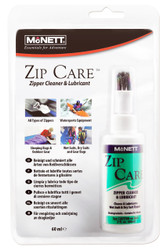McNett Zip Care Liquid Zipper Cleaner & Lubricant. 60ml Bottle.