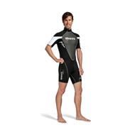 Mares Mens Reef 2.5mm Shorty Wetsuit - Size 4