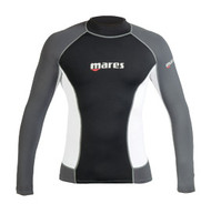 Mares Mens Long Sleeve Trilastic Watersports Rash Guard