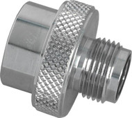 Beaver 300 Bar M26 Female/300 Bar DIN Male Adapter.