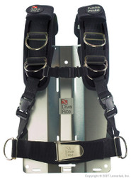 Dive Rite TransPlate Divers Harness (backplate not included)