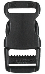 "Dive Rite 1"" Slide Quick Release - Plastic. Pack of 2."