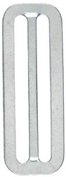 "Dive Rite  2"" Belt Slide Release - Stainless Steel. Pack of 2."