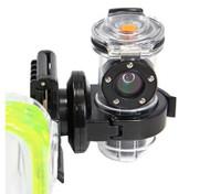 XS Scuba Clip-N-Go Video Kit - Ultra Mini Waterproof Video Camera.