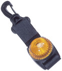 Adventure Lights Guardian Safety Light Key Chain/Backpack Strap  - Guardian NOT INCLUDED.