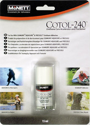 McNett Cotol 240 1/2oz (15ml) Bottle on Blister Card.