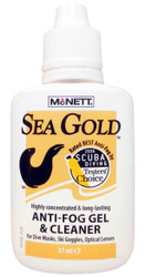 McNett Sea Gold Anti Fog Gel 37ml Container