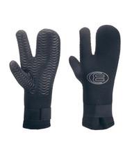 Bare Sports 7mm Three Finger Mitt