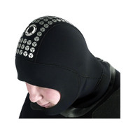 Northern Diver Arctic Black Supervent Hood. Size Choice