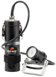 Dive Rite RX10 Slimeline LED Light