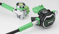 Apeks Nitrox XTX200 Regulator Set