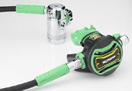 Apeks Nitrox XTX 50 Regulator Set