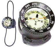 Pilot Compass With Wrist Bungee