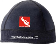 Beaver Super Stretch Neoprene Beanie Hat