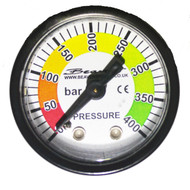Airgun Charging Valve Pressure Gauge