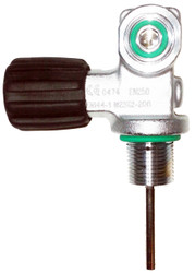 Beaver 232 Bar X-Flow Cylinder Valve M25X2 EN-144-1 Thread