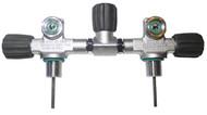 "Beaver 232 Bar Twin 5.5"" Cylinder Manifold M25X2 EN-144-1"