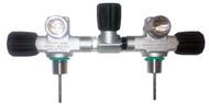 "Beaver 300 Bar Twin 5.5"" Cylinder Manifold M25X2 EN-144-1"