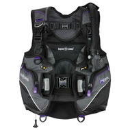 AquaLung Pearl Black/Twilight BCD - Choice of Size