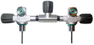 "Beaver 232 Bar Twin 7"" Manifold M25X2 EN-144-1"