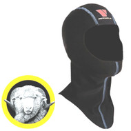 Pinnacle V-Skin Merino Hood - Size Choice