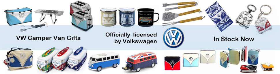 Official VW Camper Van Gift Ideas
