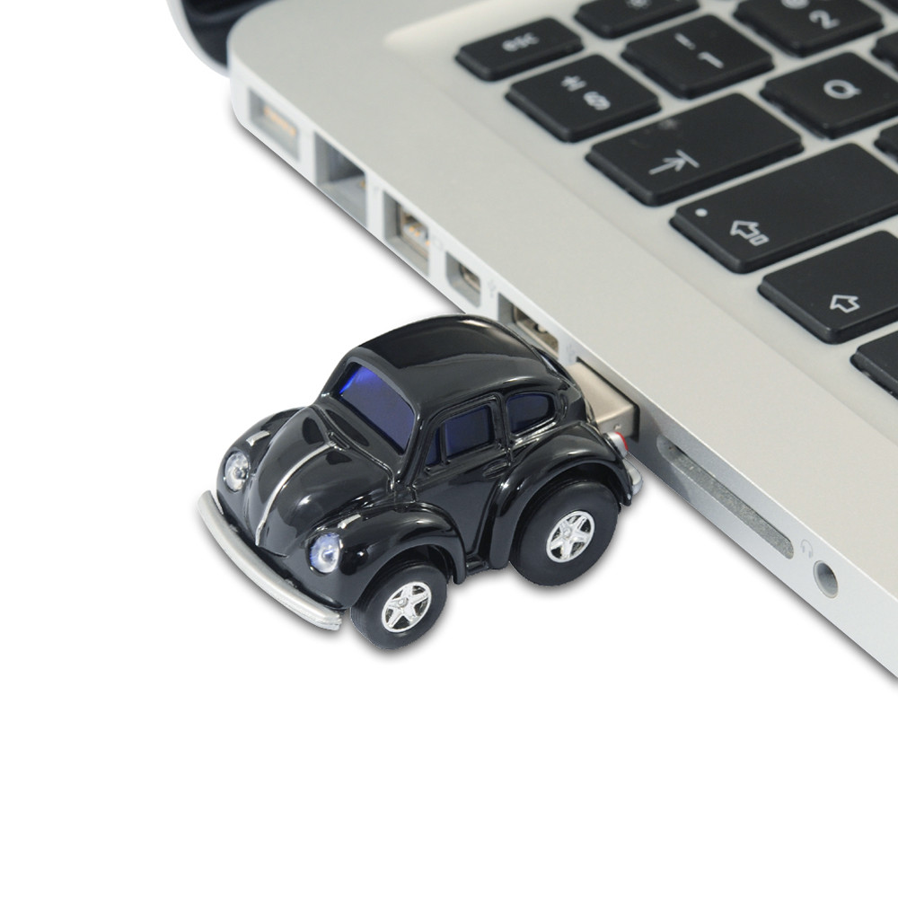 official classic vw beetle car usb memory stick 4gb. Black Bedroom Furniture Sets. Home Design Ideas
