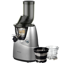Kuvings Whole Slow Juicer B6000S in Silver with Accessory Pack
