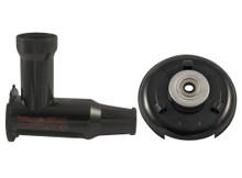 Champion Juicer Body with Hub in Black