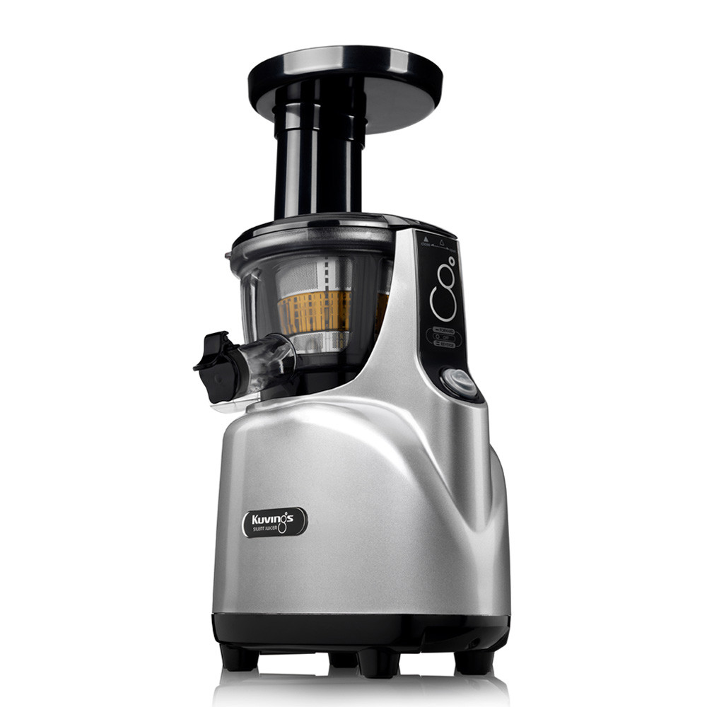 Kuvings Slow Cold Press Juicer NS-850SC in Silver