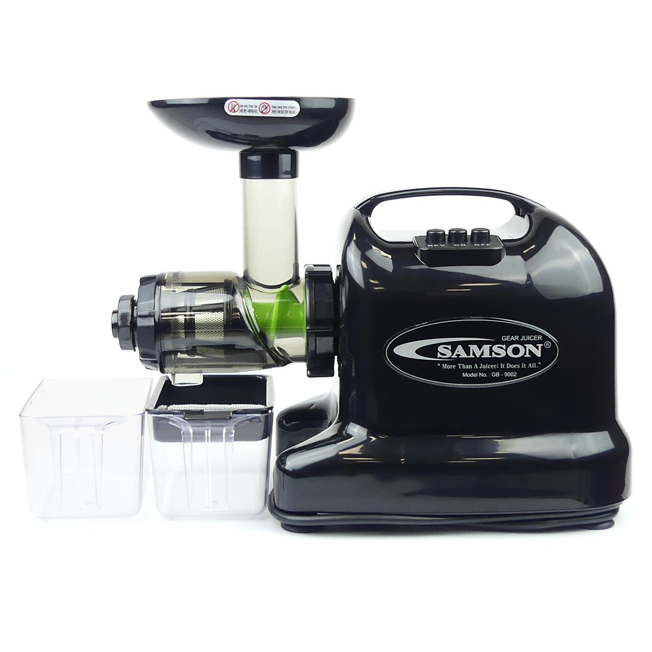 Samson Juicer GB 9002 in Black